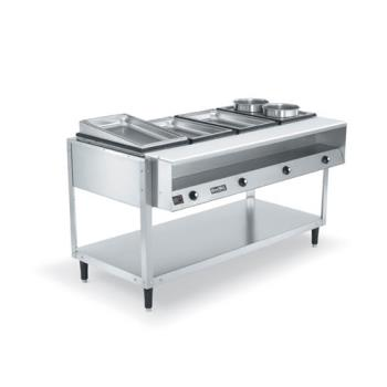 95411 - Vollrath - 38118 - Servewell® 208/240 Volt 4 Well Hot Food Table Product Image