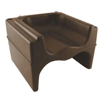 86307 - Cambro - 200BC131 - Brown Double Booster Seat Product Image