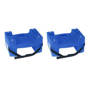KOAKB11704S - Koala - KB117-04S - Blue Booster Buddy Seat With Strap Product Image