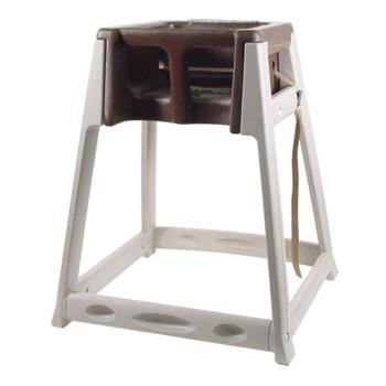 86335 - Koala - KB888-09 - Brown Kidsitter High Chair Product Image