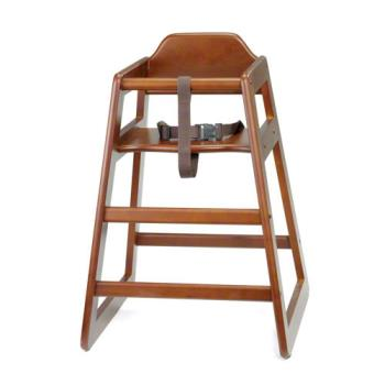 86844 - Tablecraft - 66A - Wooden High Chair Product Image