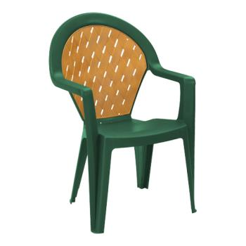 GFX49362078 - Grosfillex - 49362078 - Amazona Amazon Green Armchair Product Image