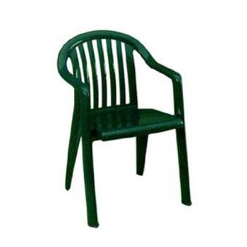GFXUS282378 - Grosfillex - US282378 - Amazon Green Miami Lowback Armchair - 16 Pack Product Image
