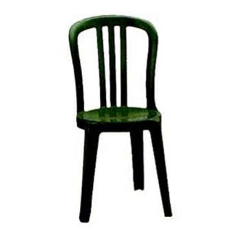 GFXUS495078 - Grosfillex - US495078 - Amazon Green Miami Bistro Sidechair - 4 Pack Product Image