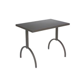13840 - EMU - 3521-41 - 38 x 24 in Segno ADA Rectangular Outdoor Table Product Image