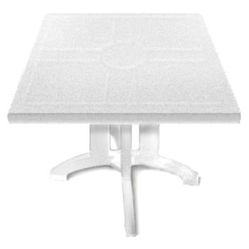 GFXUS810004 - Grosfillex - US810004 - White 32 in Vega Square Table - 12 Pack Product Image
