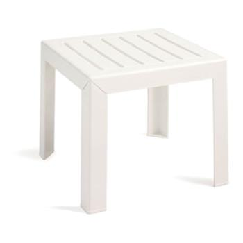 GFXCT052004 - Grosfillex - CT052004 - White Bahia Low Table Product Image