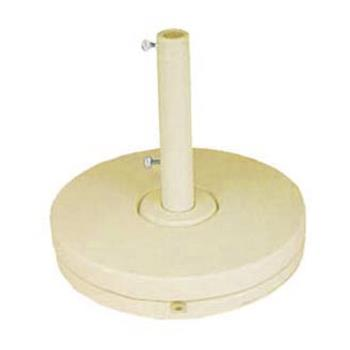 GFX98601666 - Grosfillex - US106666 - 35 lb Sandstone Umbrella Base Ring Product Image