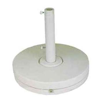GFX98601604 - Grosfillex - US601604 - White 35 lb. Umbrella Base Ring - 2 Pack Product Image