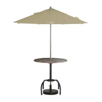 GFX98820331 - Grosfillex - 98820331 - 9 ft Khaki Windmaster Umbrella Product Image