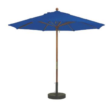 GFX98919731 - Grosfillex - 98919731 - Pacific Blue 9 ft Market Umbrella Product Image