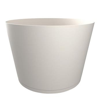 GFXUS258193 - Grosfillex - US258193 - 20 in Linen Tokyo Patio Planter Product Image
