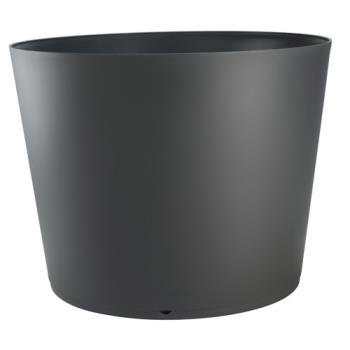 GFXUS260002 - Grosfillex - US260002 - 32 in Charcoal Tokyo Patio Planter Product Image
