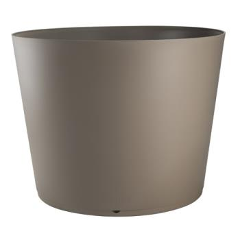 GFXUS260181 - Grosfillex - US260181 - 32 in Taupe Tokyo Patio Planter Product Image