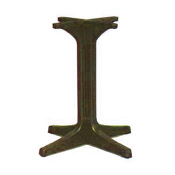 GFX55631837 - Grosfillex - 55631837 - Bronze Mist 1000 Pedestal Table Base Product Image