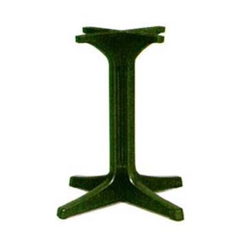 GFX55631878 - Grosfillex - 55631878 - Amazon Green 1000 Pedestal Table Base Product Image