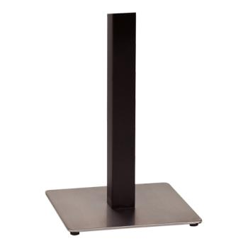 GFXUS181009 - Grosfillex - US181009 - Contemporary Square Pedestal Table Base Product Image