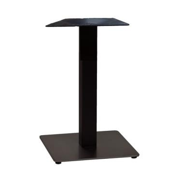 GFXUS181217 - Grosfillex - US181217 - 18 in Square Black Pedestal Table Base Product Image