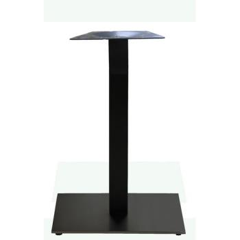 GFXUS234317 - Grosfillex - US234317 - 22 in Square Black Bar Height Table Base Product Image
