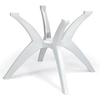 GFXUS850004 - Grosfillex - US850004 - White Y-Leg Pedestal Table Base Product Image