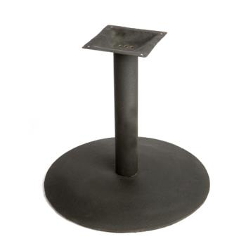 "OAKB30DISCSTD - Oak Street - B30DISC-STD - 30"" Disc Base Standard Height Table Base Product Image"