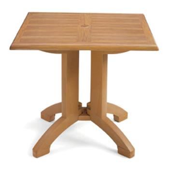 GFXUS240408 - Grosfillex - US420408 - 36 in Winston Square Table Product Image