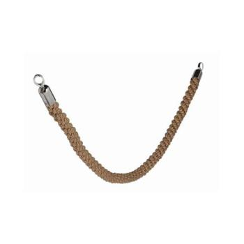 AMMRSCLRPCHBR - American Metalcraft - RSCLRPCHBR - Bronze Rope w/ Chrome Ends Product Image