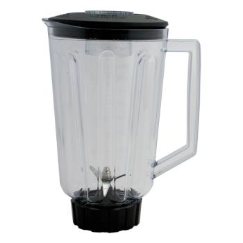 69632 - Hamilton Beach - 6126-HBB908 - 44 oz Plastic Container Assembly Product Image