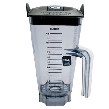 26651 - Vitamix - 15501 - 48 oz Drink Machine Container w/Lid, No Blade Assembly Product Image