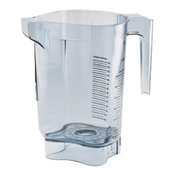 69867 - Vitamix - 15980 - 48 oz Blending Station® Advance Container, No Blade or Lid Product Image