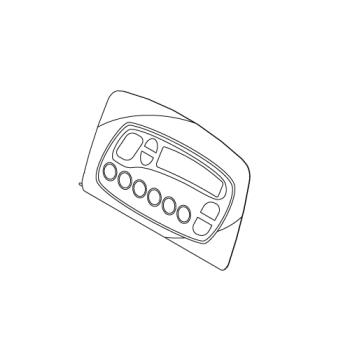 26636 - Vitamix - 15777 - On-Counter Touch & Go Touch Pad Product Image