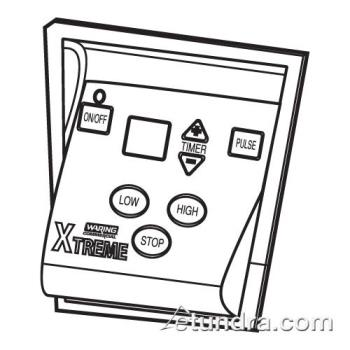 WAR028390 - Waring - 029810 - Control Panel Product Image