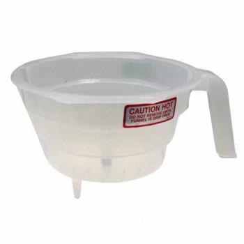 66187 - Cecilware - V236R - Iced Tea Clear Brew Funnel with Restrictor Product Image