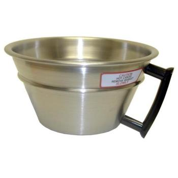 321377 - Curtis - WC-3311 - Stainless Steel Brew Cone  Product Image