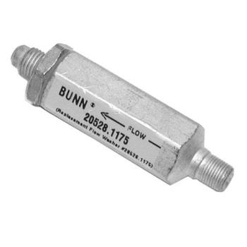 561194 - Bunn - 20528.1222 - .272 GPM Flow Control Assembly Product Image