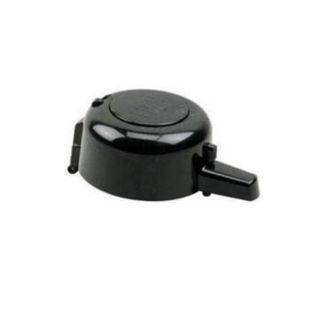 59349 - Service Ideas - EPL22BL - Black Airpot Lid Product Image