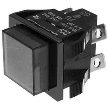 421616 - Blickman - 61580 - On/Off Pushbutton Switch Product Image