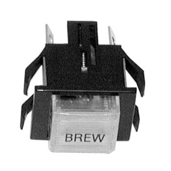 421079 - Cecilware - L012A - Brew Pushbutton Switch Product Image