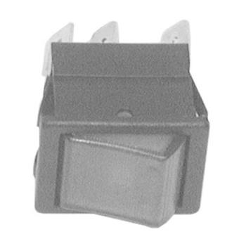 421225 - Curtis - WC-121 - SPST Clear On/Off Switch Product Image