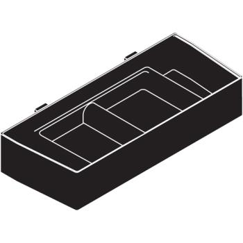 26016 - Bunn - 28268.0000 - Black Molded Drip Tray Product Image