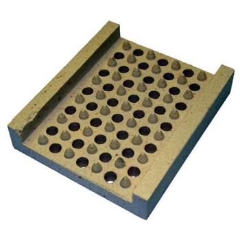 "26191 - Montague - 11611-4 - 3 13/16"" x 4 1/2"" Ceramic Fire Brick Product Image"