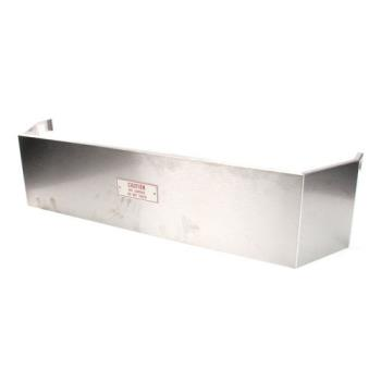 8004522 - Nieco - 17416 - Rear - 28.5 Frame Heat Shield Product Image