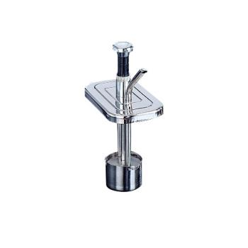 SANP8400 - San Jamar - P8400 - Stainless Steel Syrup Pump Product Image