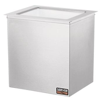 SVP80150 - Server - 80150 - Insulated drop-In 2-Jar Base Only Product Image