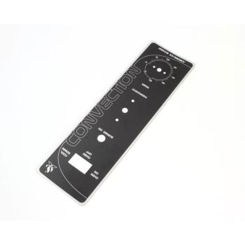 8001309 - American Range - A39007 - Arc Convection Oven Label Product Image