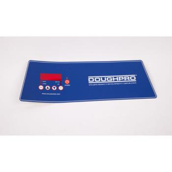 8003012 - Doughpro - DPRODP1100 - Digital Control Panel Overlay Product Image