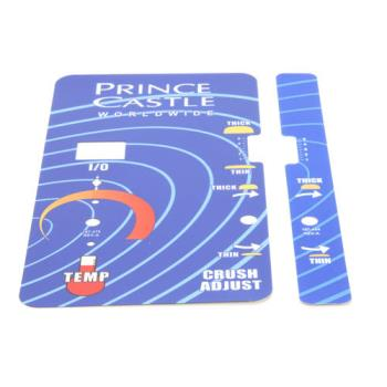 8005920 - Prince Castle - 197-475S - Overlay Kit Product Image