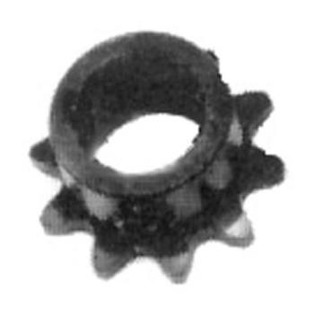 263206 - Nieco - 6102 - Gear Motor Sprocket   Product Image