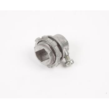 8001775 - APW Wyott - 55339 - Straight Fl Conduit Connector Product Image