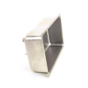 8001789 - APW Wyott - 55534 - 500 Well Pan W/Dr & Studs Product Image